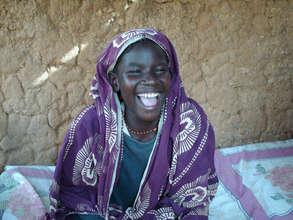 Najuwan - destitute girl