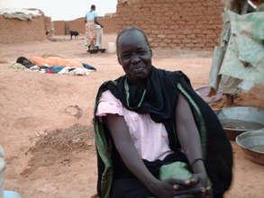 Widow in Omdurman