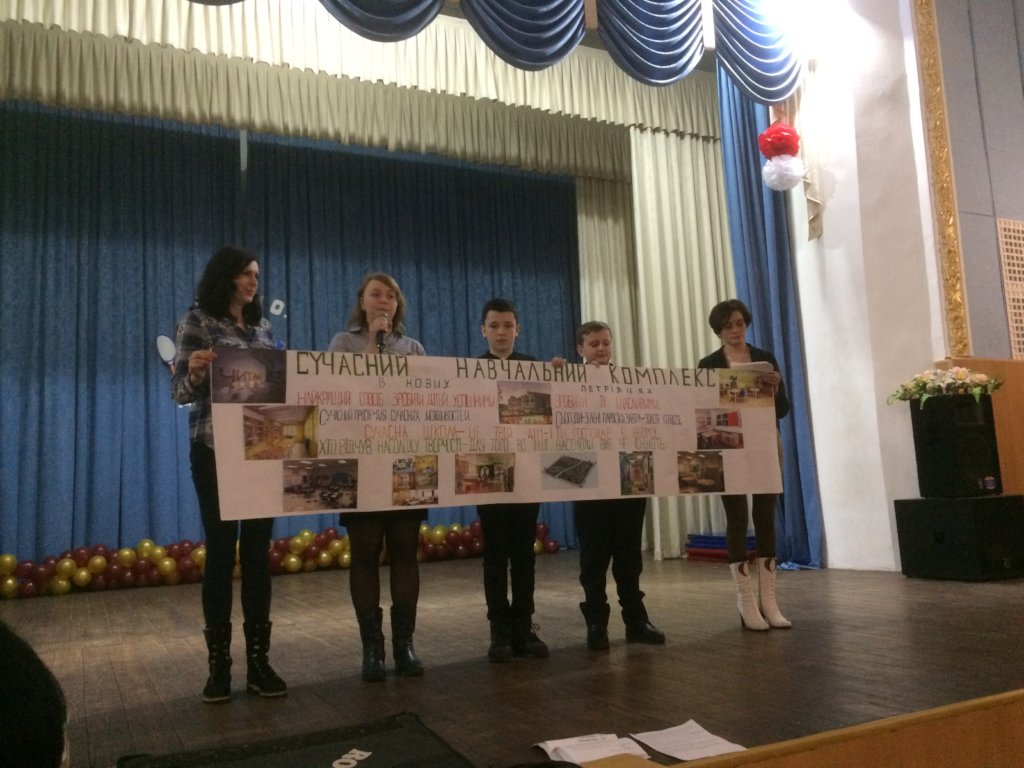 Fund 25 Youth-led Community Projects in Ukraine
