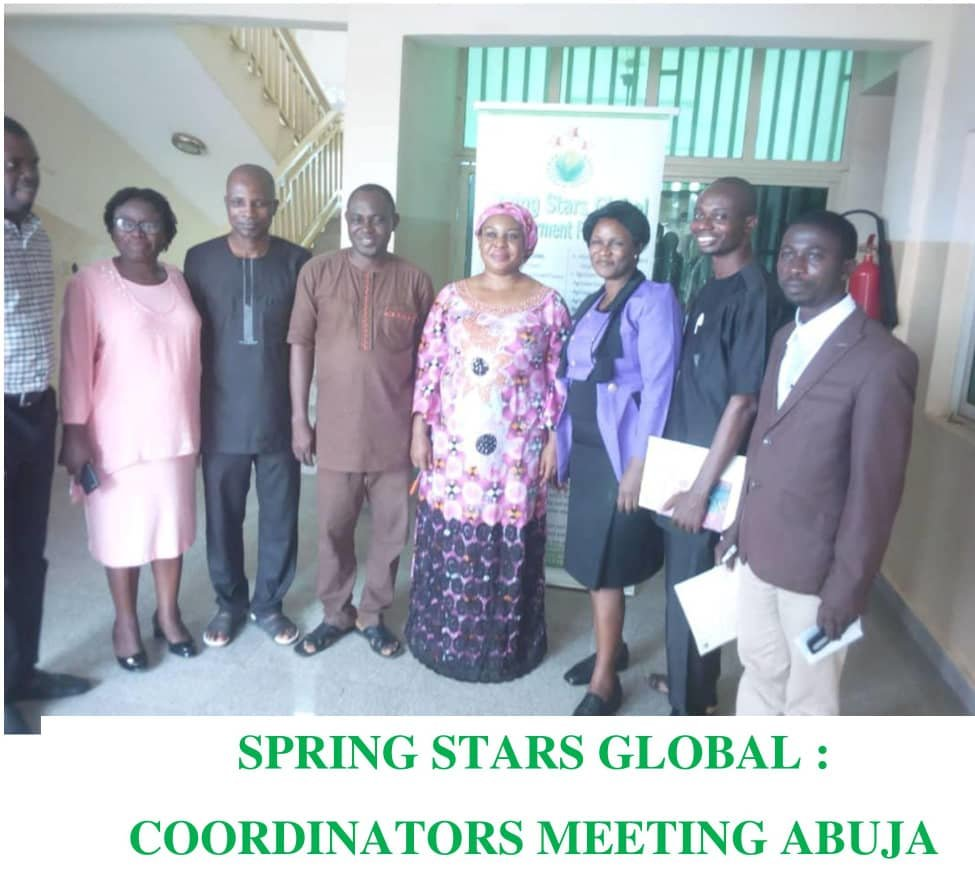 A Cross Section of the Foundation Staff