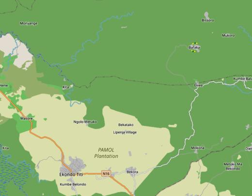 Ekondo-Titi Sub-Division / Bafaka