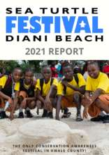 Diani Sea Turtle Festival Report 2021 (PDF)