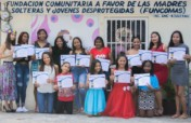 Help train hundreds of single mothers in DR