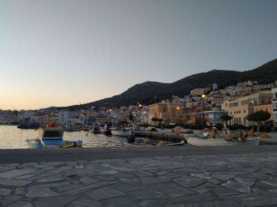 Samos Port