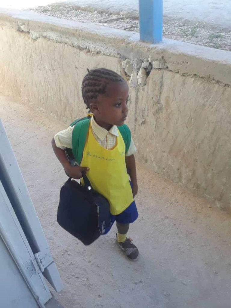 Send a child to school-Make a difference in Haiti