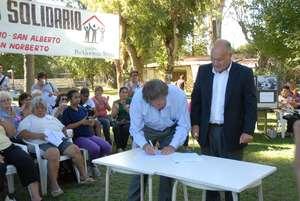 The Signature!