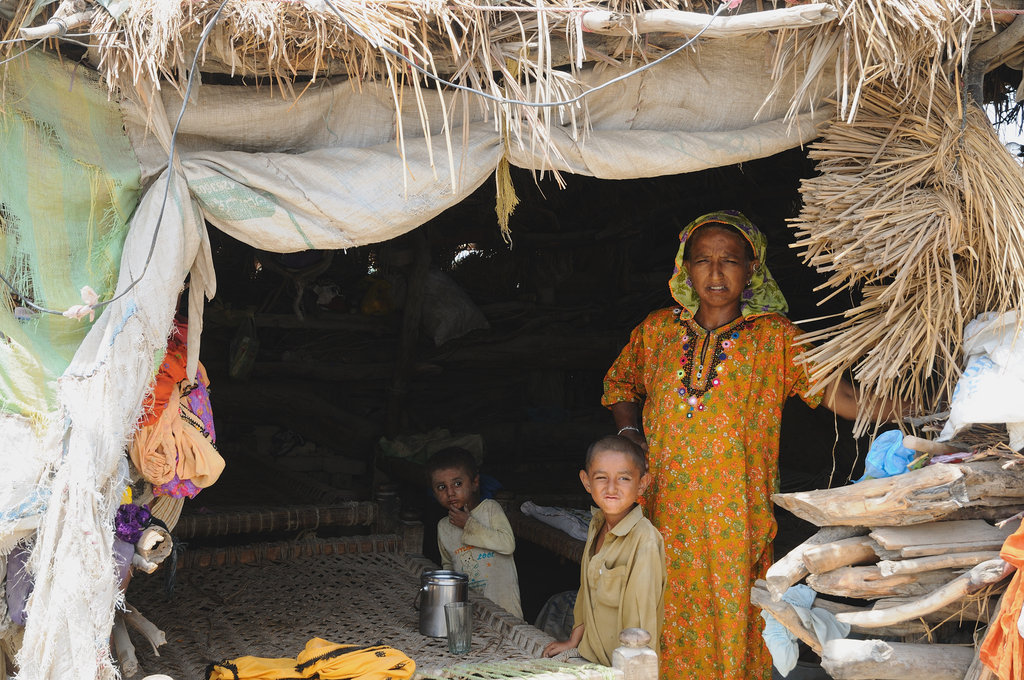 Help Pakistan speed up recovery from the floods