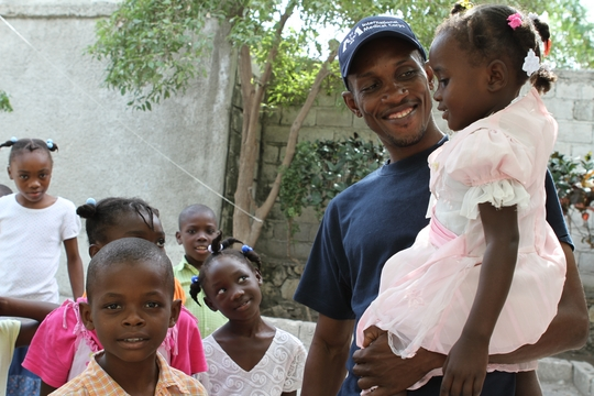 International Medical Corps' Staff, Haiti 2011
