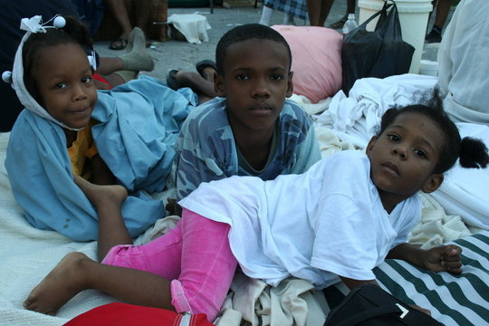 Provide medical care to Haiti