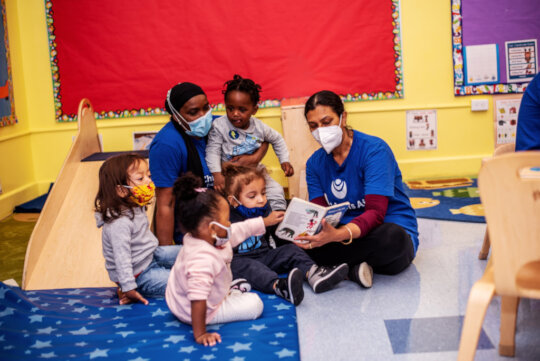 Coronavirus Relief for NYC's Children and Families