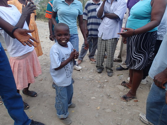 Photo courtesy of Lambi Fund of Haiti
