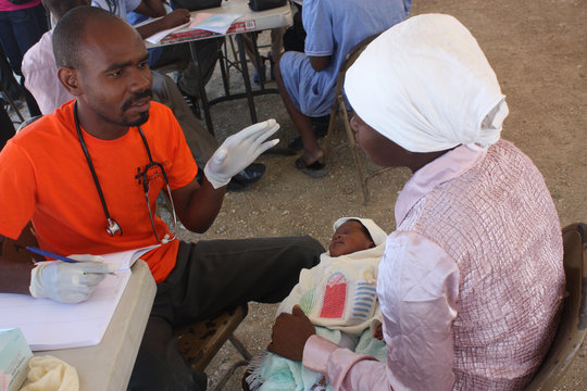 Photo courtesy of Partners in Health