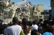 CHF - Helping Rebuild Haiti