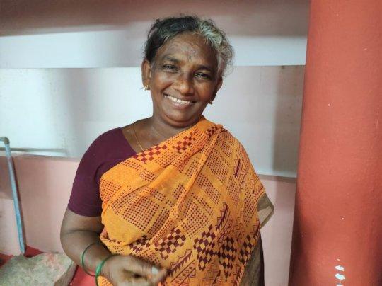 Samrajyam - shared her story