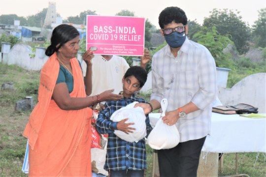 BASS Covid Relief in Appapuram