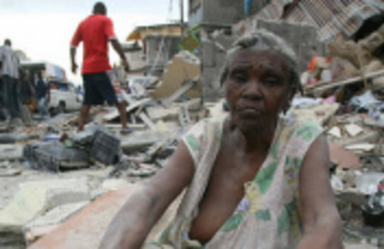 Provide Medicine to Earthquake Victims in Haiti