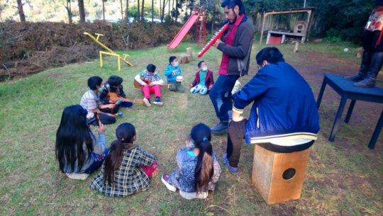 Alternative training activities