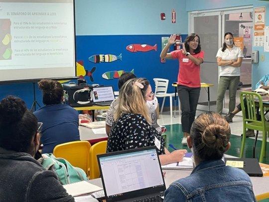 OG workshops offered at public school