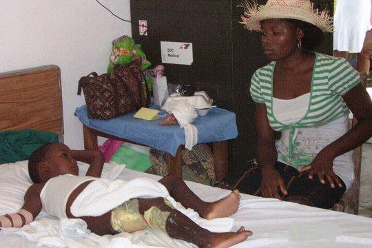 VIDA Cayes Jacmel Clinic Project in Haiti