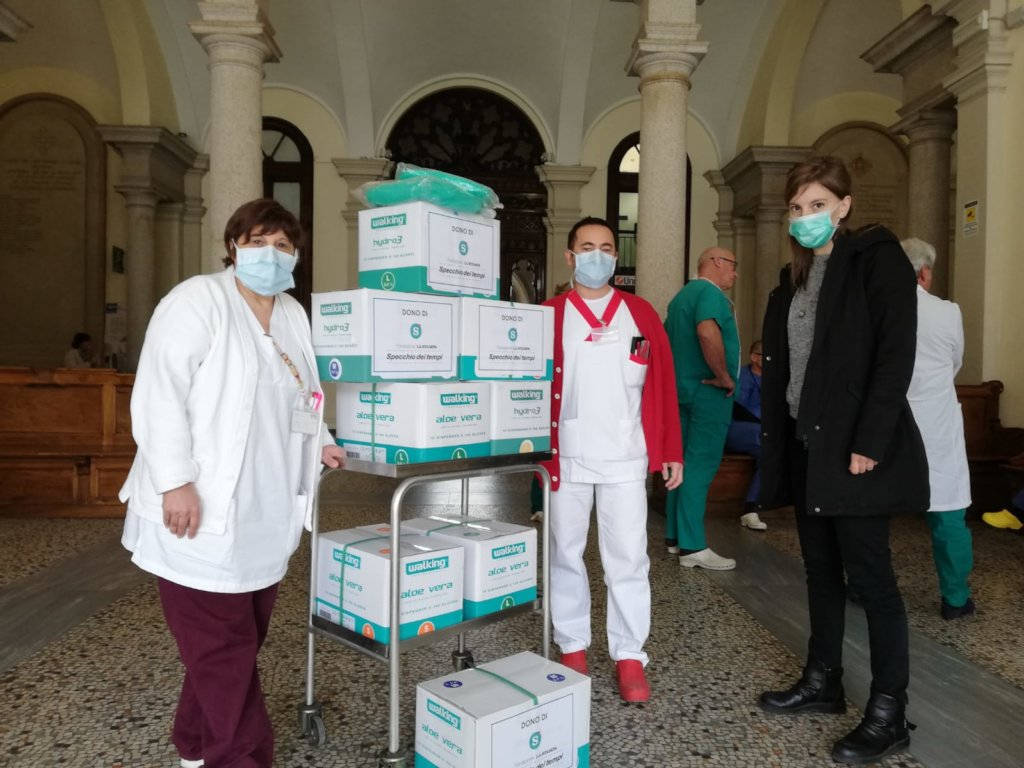 Coronavirus Emergency in Italy