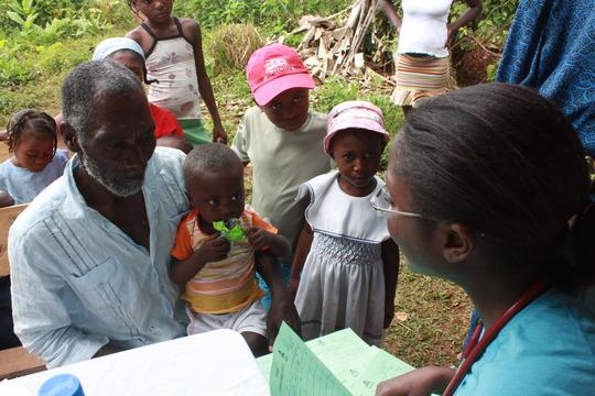 Partners In Health Haiti Earthquake Recovery