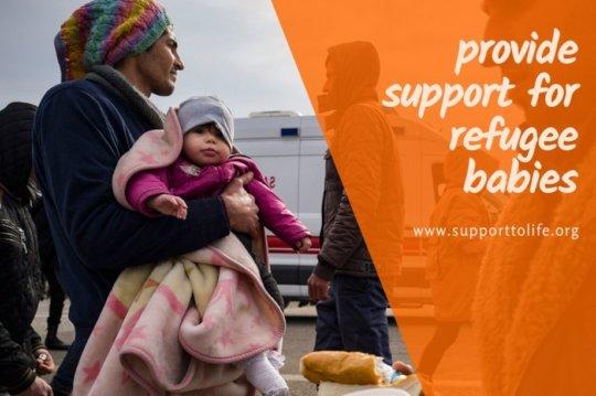 Support Refugee Babies in Turkey