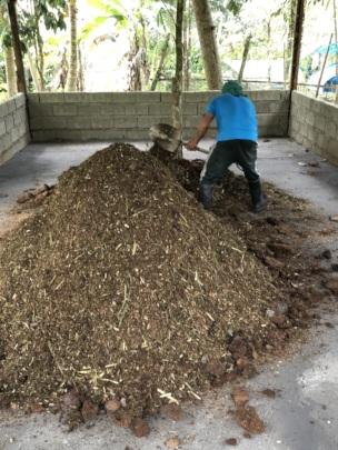 preparing farm inputs