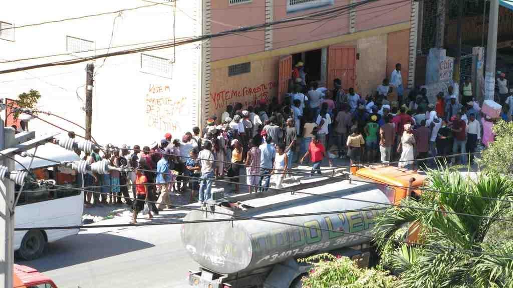 Urgent Information for Haiti's Earthquake Victim