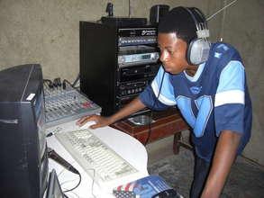 Haiti's Community Radio (pre-earthquake)