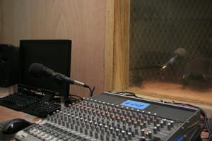 ENDK's radio equipment