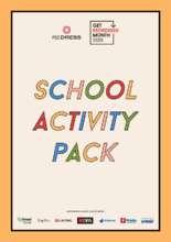 Get Redressed Month School Activity Pack (PDF)