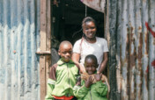 Emergency COVID-19 support for Kenyan children