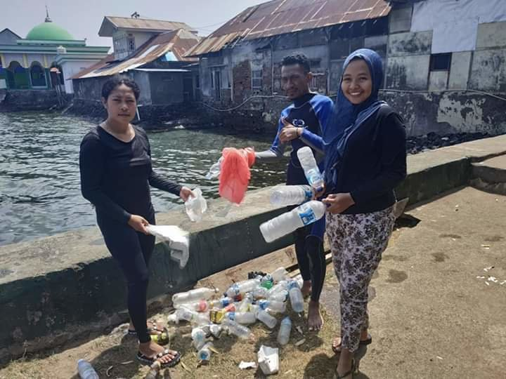 Plastic Pollution Clean-Up