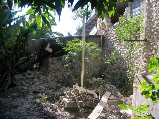 A Home in Rubble