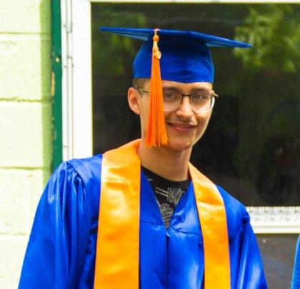 Miner, 2020 graduate