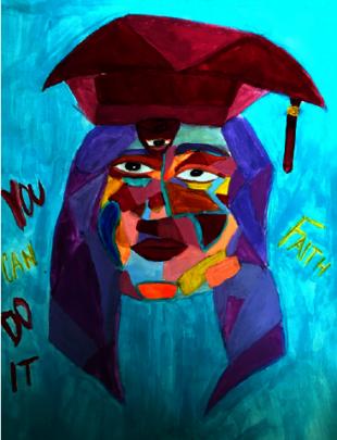 Teen Center youth art