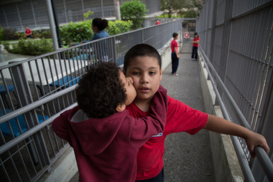 Together for persons with autism in Venezuela