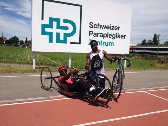 Fritzner and Senatus in Switzerland