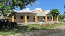 New North Haiti Rebab Building