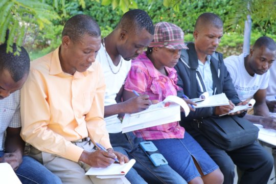 Haitian farmers organize to secure remedy