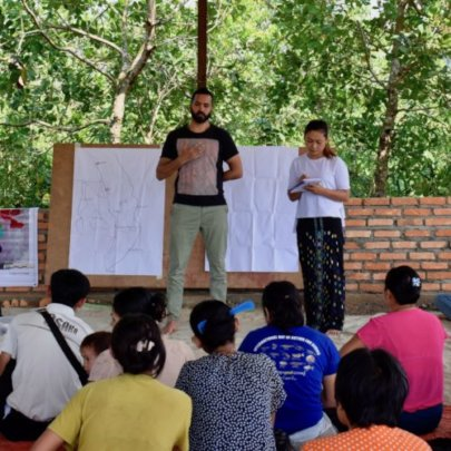 AC and Conservation Alliance Tanawthari in Myanmar