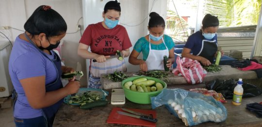 Food programmes as part of sustainable plans