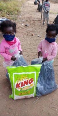 Growing Resilience; feeding children