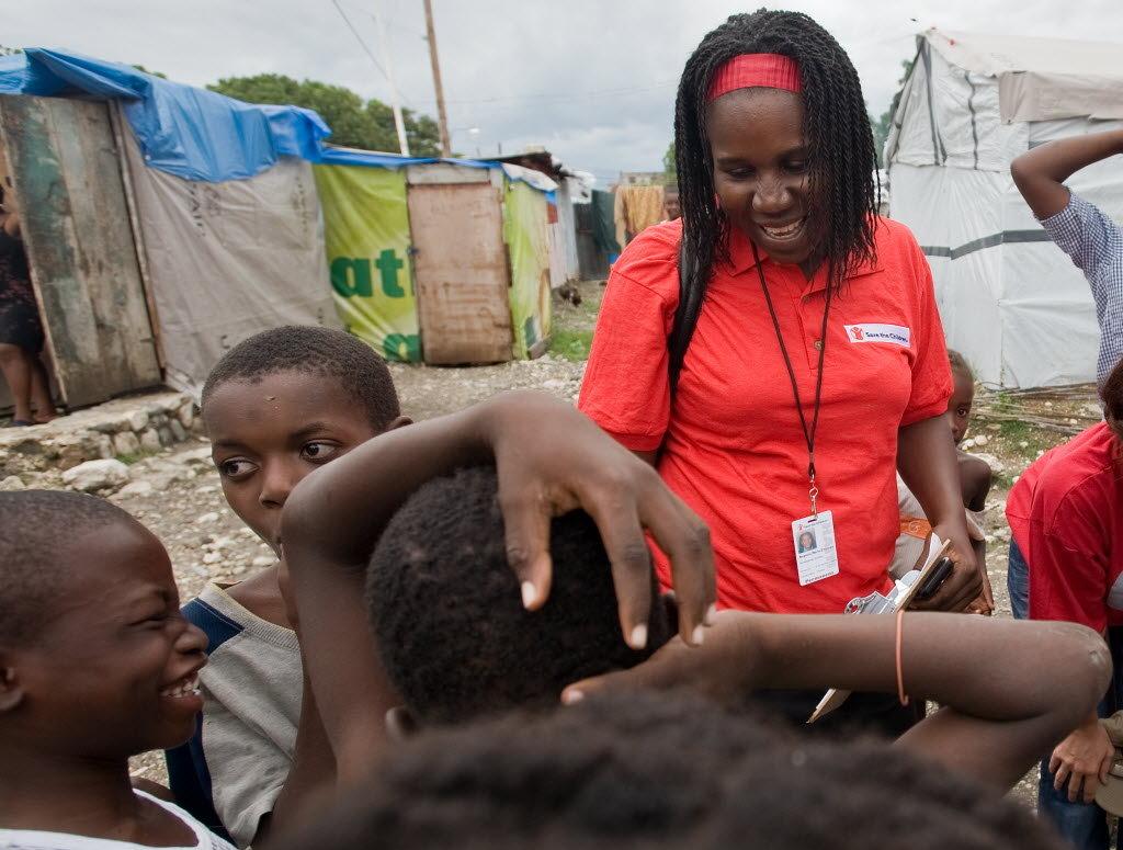 Susan Warner / Save the Children