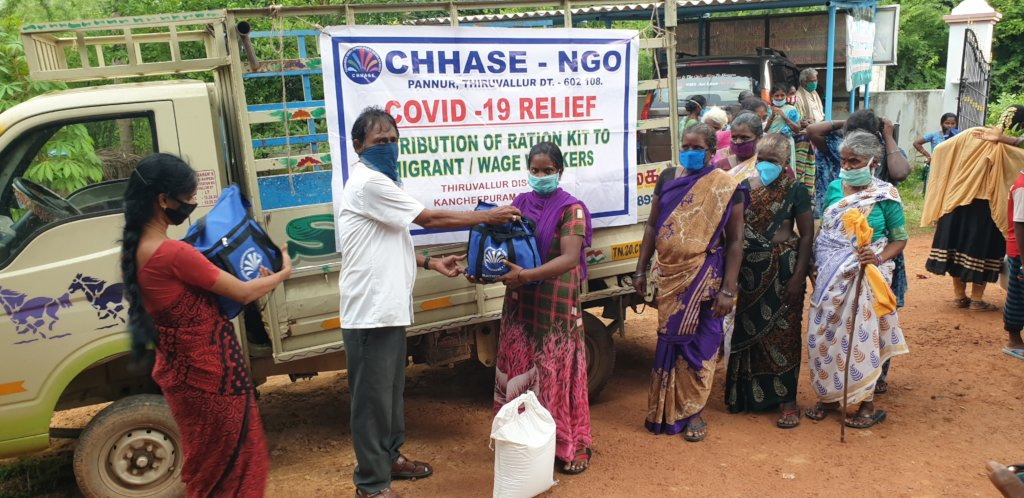 Help informal workers-COVID-19 crisis