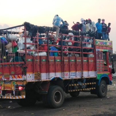 We have literally helped truck loads of people