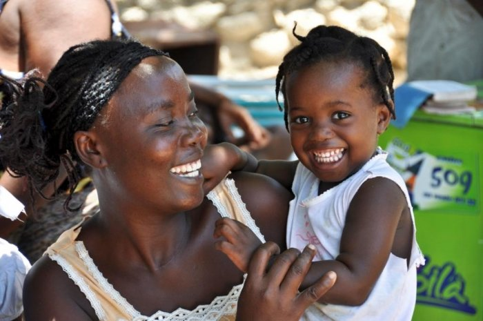 Building a brighter future in Haiti