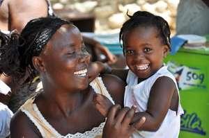 Building a brighter future in Haiti