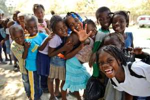 Programs by Mercy Corps to remind kids to be kids