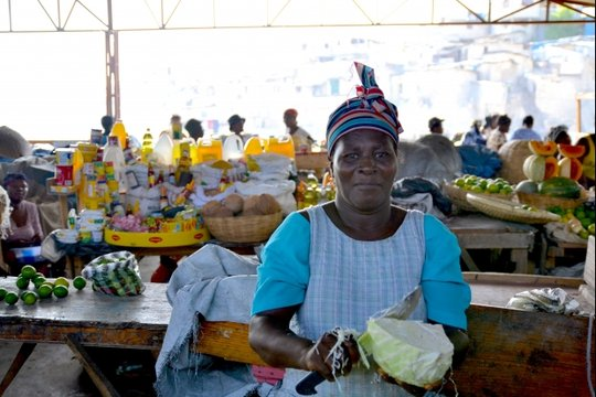 Haitian women are running successful businesses